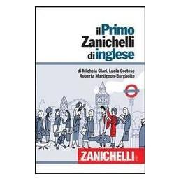 PRIMO ZANICHELLI DI INGLESE