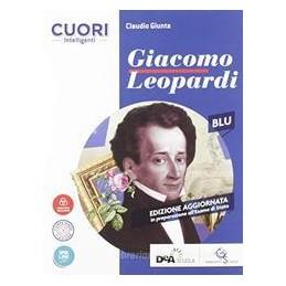 cuori-intelligenti-edizione-blu-aggiornata--volume-leopardi--ebook--vol-u