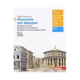 itinerario-nel-disegno--volume-2-ldm-disegno-tecnico-disegno-di-architettura-disegno-e-comunica