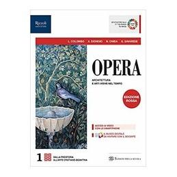 opera-edizione-rossa-libro-misto-con-libro-digitale-classe-1-con-come-leggere-lopera-darte-1-bienn