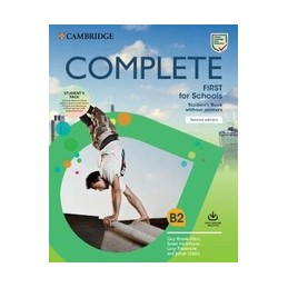 complete-first-for-schools-2ed-pack-ithout-ansers-students-bookorkbook--vol-u