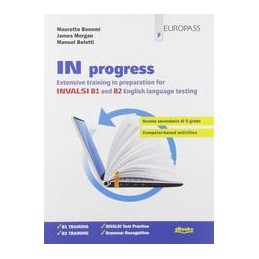 PROGRESS-SENZA-SOLUZIONI-EXTENSIVE-TRAINING-PREPARATION-FOR-INVALSI-AND-Vol