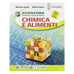 ecosfera--chimica-e-alimenti-percorsi-di-scienze-integrate-vol-u