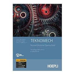 teknomech-nuova-edizione-openschool--eserciziario-tecnologia-meccanica-e-laboratorio-vol-u
