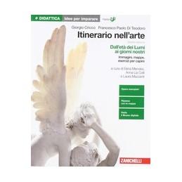 itinerario-nellarte--idee-per-imparare-volume-3-versione-verde---4ed--dallet-vol-u