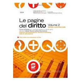 PAGINE DEL DIRITTO 2 X 4 IT EC.
