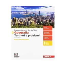 geografia-territori-e-problemi---volume-2-ldm-paesi-extraeuropei--terza-edizione-vol-2