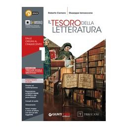 tesoro-della-letteratura-1--quaderno-dbook-dalle-origini-al-cinquecento-vol-1