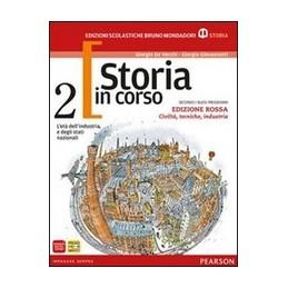 STORIA IN CORSO ED.ROSSA 2 +ATLANTE XTEC