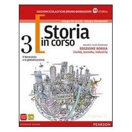 STORIA IN CORSO ED.ROSSA 3 +ATLANTE XTEC