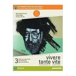 VIVERE-TANTE-VITE-LETTERATURA-ITALIANA-Vol
