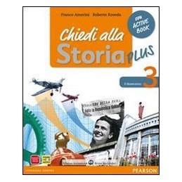 CHIEDI ALLA STORIA PLUS 3 +ACTIVEB.+2 AL