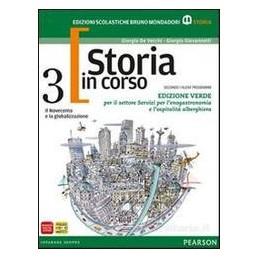 STORIA IN CORSO ED.VERDE 3 +TEMI X IPSAR