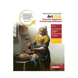 artclil--volume-unico-per-il-secondo-biennio-ldm-from-the-egyptian-to-postimpressionism-vol-u