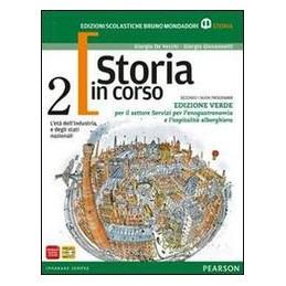 STORIA IN CORSO ED.VERDE 2 +TEMI X IPSAR
