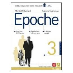 EPOCHE EDIZ.BLU 3 +ATLANTE
