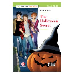 halloeen-secret-the----book--app--dea-link--vol-u