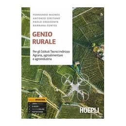 genio-rurale--esercitazioni-per-gli-istituti-tecnici-indirizzo-agraria-agroalimentare-e-agroindust