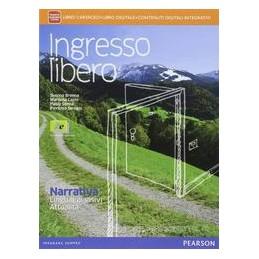 INGRESSO LIBERO  NARRATIVA +AGENDA +ITE