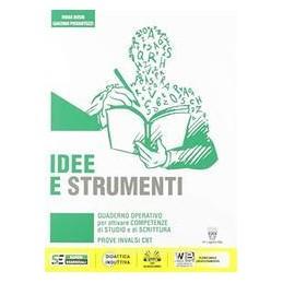 idee-e-strumenti--quaderno-operativo-antologia-per-il-biennio-della-scuola-secondaria-di-ii-grado-v