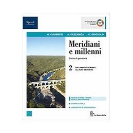 meridiani-e-millenni-libro-misto-con-libro-digitale-volume-2--con-hub-young-e-hub-kit-vol-2