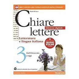 chiare-lettere-3-edizione-digitale--con-le-prove-del-nuovo-esame-di-stato-medioevo-al-rinascim-vol