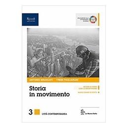 storia-in-movimento-libro-misto-con-libro-digitale-volume-3-lavorare-con-la-storia-3-vol-3
