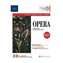 opera-edizione-rossa-libro-misto-con-libro-digitale-classe-3-con-come-leggere-lopera-darte-2-bienn