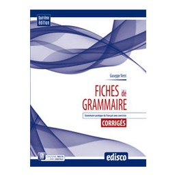 corriges-fiches-de-grammaire-quarta-edizione-vol-u