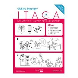itaca-grammatica-italiana-per-padronanza-pack-volume-a--volume-b--licenza-online-biennale-vol-u