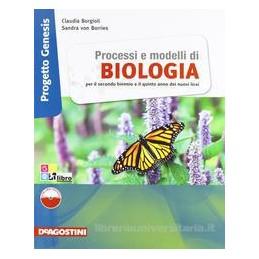 PROCESSI E MODELLI DI BIOLOGIA VOL.UN.