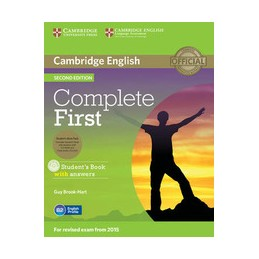 complete-first---2nd-edition-students-book-a--cd-rom-class-audio-cds-2