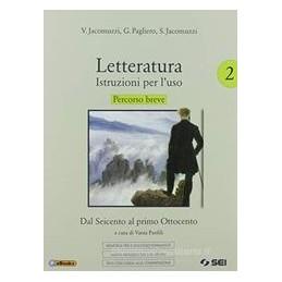 letteratura-istruzioni-per-luso--percorso-breve-2-didattica-per-il-successo-formativo-vol-2