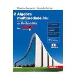 matematica-multimedialeblu--volume-algebra-con-probabilit-2--tutor-ldm-seconda-edizione-vol-2