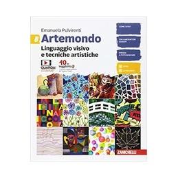 artemondo---volume-b-ldm-linguaggio-visivo-e-tecniche-artistiche