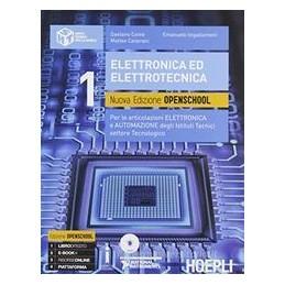 elettronica-ed-elettrotecnica--eserciziario-per-le-articolazioni-elettronica-e-automazione-degli-is