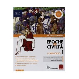 epoche-e-civilta--libro-misto-con-hub-libro-young-vol-1--quad--atlante--hub-young--hub-kit