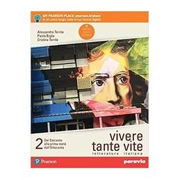 vivere-tante-vite-2-letteratura-italiana-vol-2