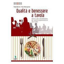 QUALITÀ E BENESSERE A TAVOLA +PDF