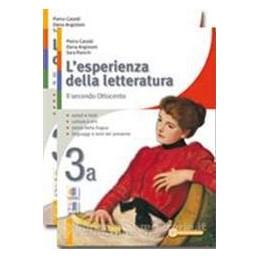 ESPERIENZA DELLA LETTERATURA 3A+3B+STUD3