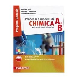 PROCESSI E MODELLI DI CHIMICA (A+B)