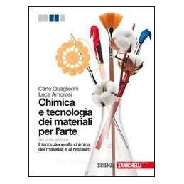 CHIMICA E TECNOLOGIA MATERIALI INTROD.CH