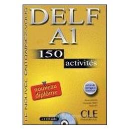 nouveau-delf-a1-150-activites-cd