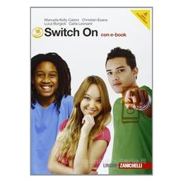 SWITCH ON 3 +EXTRA BOOK +EBOOK