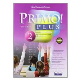 PRIMO! PLUS 2 +QUADERNO PLUS