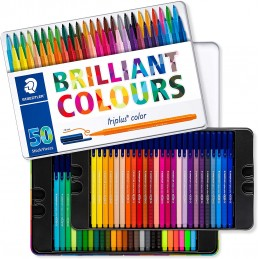 staedtler-set-di-50-penne-colorate-triplus-color