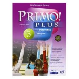PRIMO! PLUS 3 +QUADERNO PLUS