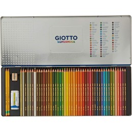 scatola-metallica-da-50-pezzi-giotto-matite-supermina