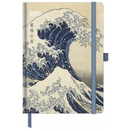 hokusai-art-diary-2021-cm-16x22