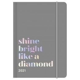 midi-flexi-earth-line-shine-bright-diary-2021-cm-12x17